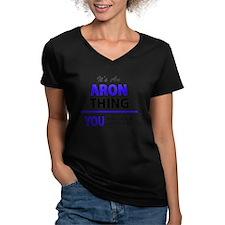 Unique Aron Shirt