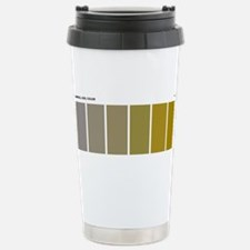 Unique Chart Travel Mug