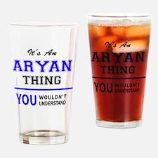 Unique Aryan Drinking Glass
