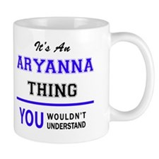 Cute Aryanna's Mug