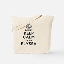 Unique Elyssa Tote Bag