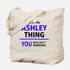 Cute Ashley Tote Bag