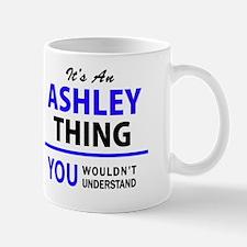 Cute Ashley Mug