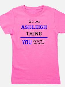 Cute Ashleigh Girl's Tee