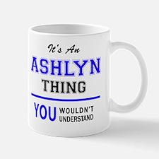 Unique Ashlyn Mug