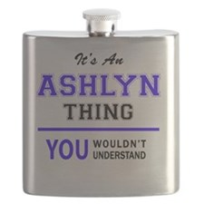 Cute Ashlyn Flask