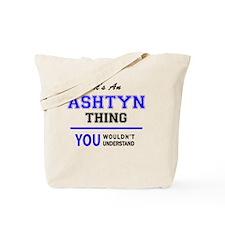 Cute Ashtyn Tote Bag