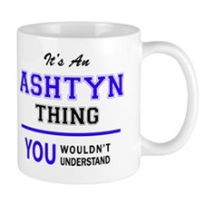Unique Ashtyn Mug