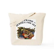 Fair Trade Tote Bag