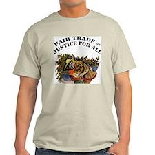 Fair Trade Light T-Shirt
