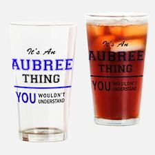 Cute Aubree Drinking Glass