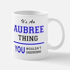 Unique Aubree Mug