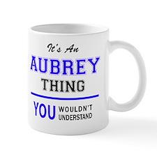 Cute Aubrey Mug
