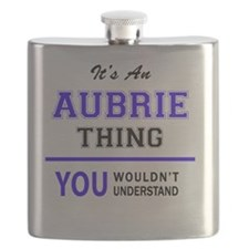 Funny Aubrie Flask