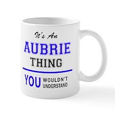 Cute Aubrie Mug