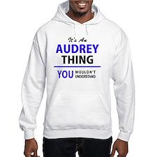 Cute Audrey Hoodie