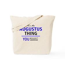 Cool Augustus Tote Bag