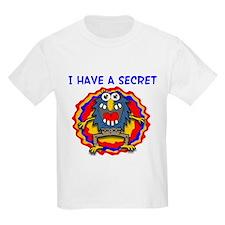I have a secret big brother monster T-Shirt