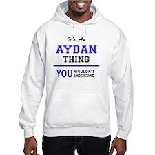 Cute Aydan Hoodie