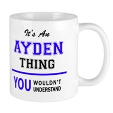 Cute Ayden Mug