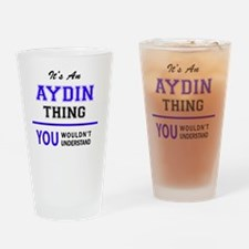 Funny Aydin Drinking Glass