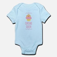 Cupcake Queen Body Suit