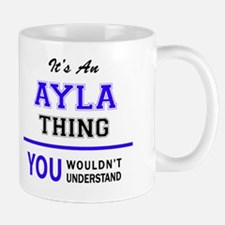 Unique Ayla Mug