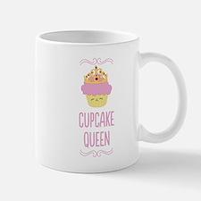 Cupcake Queen Mugs