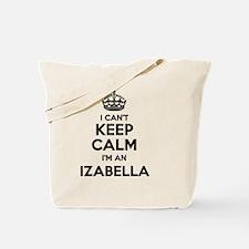 Cute Izabella Tote Bag
