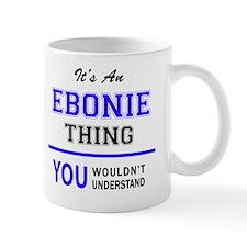 Funny Ebony Mug