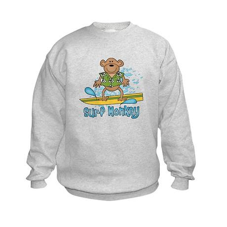 Surf Monkey Kids Sweatshirt
