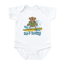 Surf Monkey Infant Bodysuit