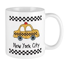 New york city, Taxi Cab Mug