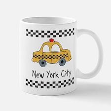 New york city, Taxi Cab Mug