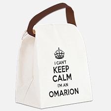 Unique Omarion Canvas Lunch Bag
