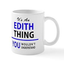 Cute Edith Mug