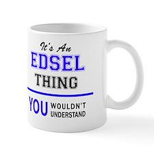 Unique Edsel Mug