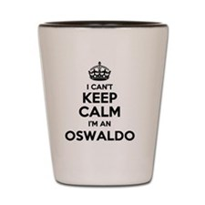 Oswaldo Shot Glass