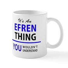 Unique Efren Mug