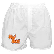 Sho' Nuff Boxer Shorts