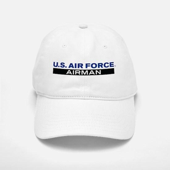 U.S. Air Force Airman Baseball Baseball Cap