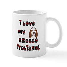 Love Bracco Italiano Mug