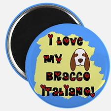 Love Bracco Italiano Magnet