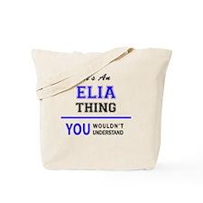 Cute Elias Tote Bag