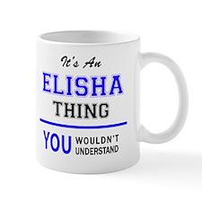 Cute Elisha Mug