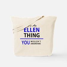 Cute Ellen Tote Bag