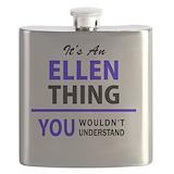 Ellen Flask Bottles