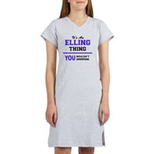 Cute Elle's Women's Nightshirt