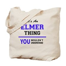 Cute Elmer Tote Bag