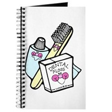 Toothbrush Toothpaste Floss Journal